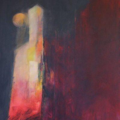 2010 - 90x70 - Acrylique
