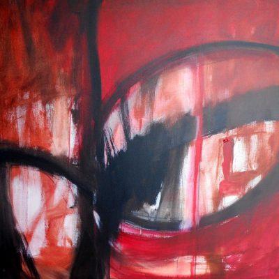 2012 - 100x100 - Acrylique