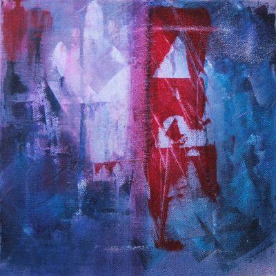2008 - 30x30 -Acrylique - 50€
